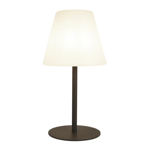 Cady Outdoor LED Grey Table Lamp 3046GY