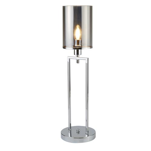 Catalina LED Polished Chrome Table Lamp 9052Cc