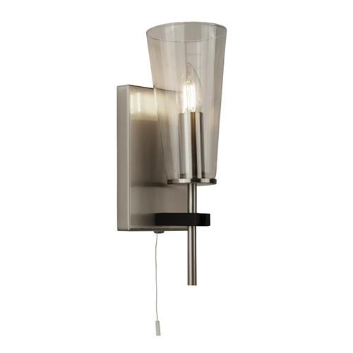 Dagmara Two-Toned Switched Wall Light 2130SS