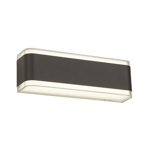 Daphnie Grey Outdoor LED Wall Light 3671GY