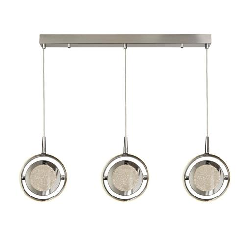 Gyroscope Chrome Three Light Pendant 5503-3CC