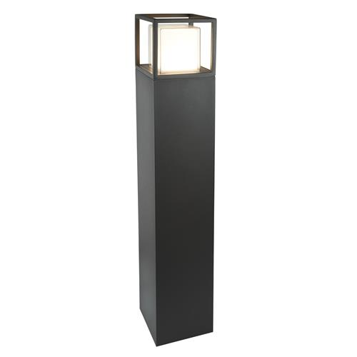 Ohio LED Dedicated Dark Grey Post Light 3843-900GY