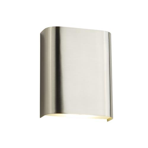 Satin Silver LED Dedicated Wall Washer 8582-2SS