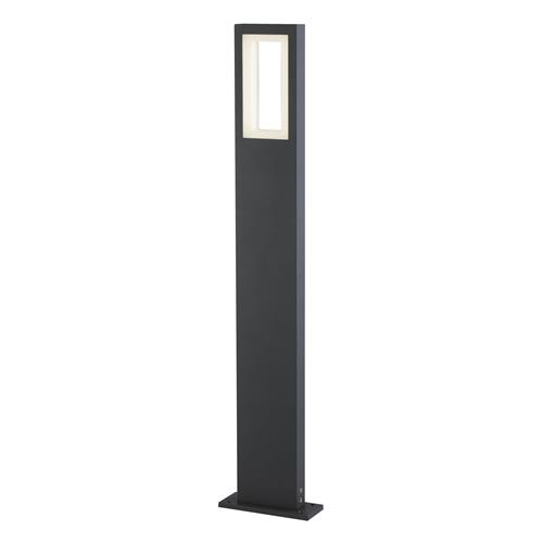 Stella Outdoor Dark Grey LED Post Light 4221-730
