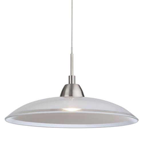 Caitlynn Shallow Dome LED Pendant 6837-20