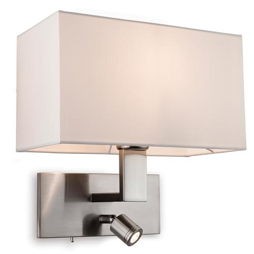 Cambria Adjustable LED Reading Wall Light 0494-20