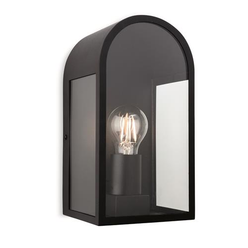 Cecyle Black Outdoor Wall Light 9766-20