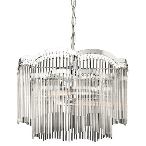 Ciera Glass Rod Ceiling Pendant 3765-20