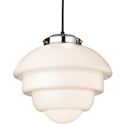 Clarice Stepped Glass Ceiling Pendant 7494-20