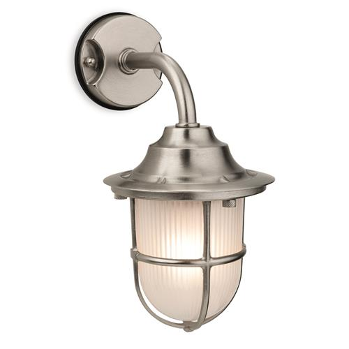 Cloey Nickel Outdoor Lantern 0766-20NC