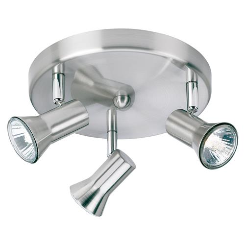 Codi Circular Three Lamp Spot Light 3609-20