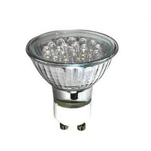 Blue GU10 240V LED Spotlamp Bulb GU10/LED/Blue