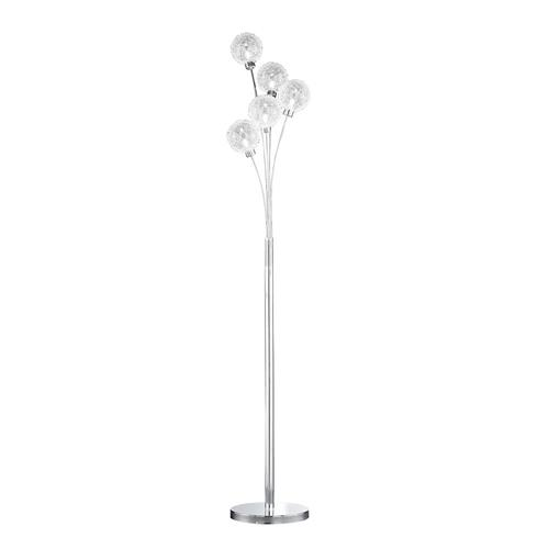 Arc 5 Arm Modern Floor Lamp 3306 05 01 0000 The Lighting Superstore