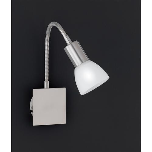 Angola flexible wall light 435401640500 the lighting superstore angola flexible wall light 435401640500 mozeypictures Image collections