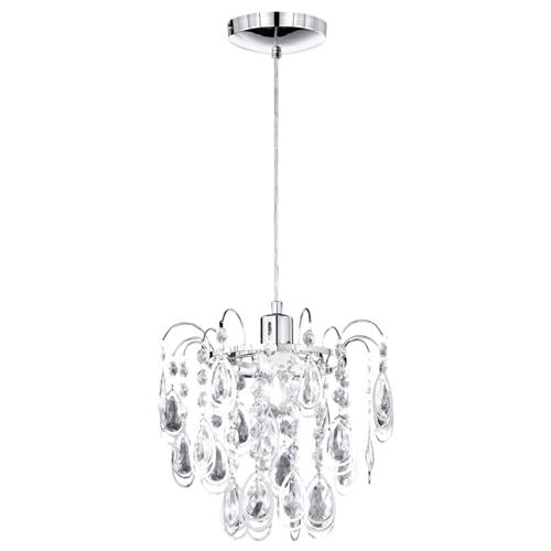 Carree Crystal Adorned Ceiling Pendant 635701010000 (L5783)