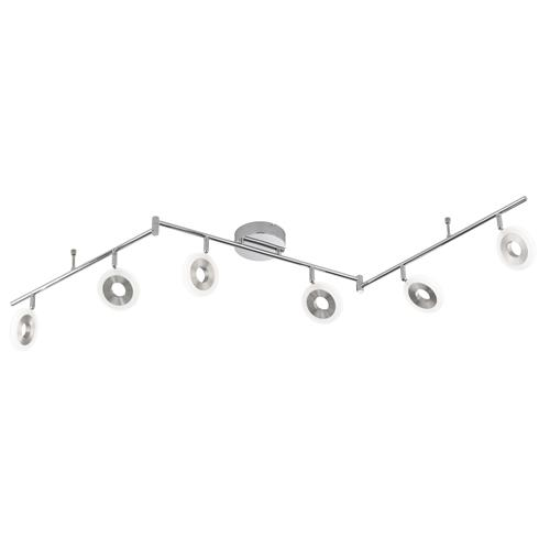 Divina 6 Dimmable LED Light Ceiling Bar 9280.06.54.6000 (1398)