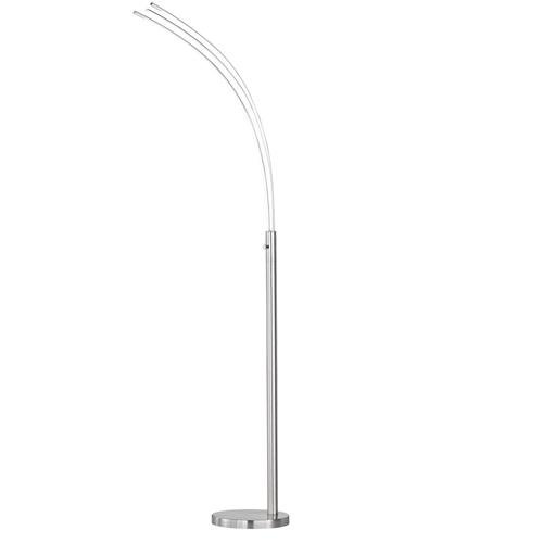 3 Arm Arc Floor Lamp >> Rees Dimmable LED Arc Floor Lamp 333703646000 (L2808 ...