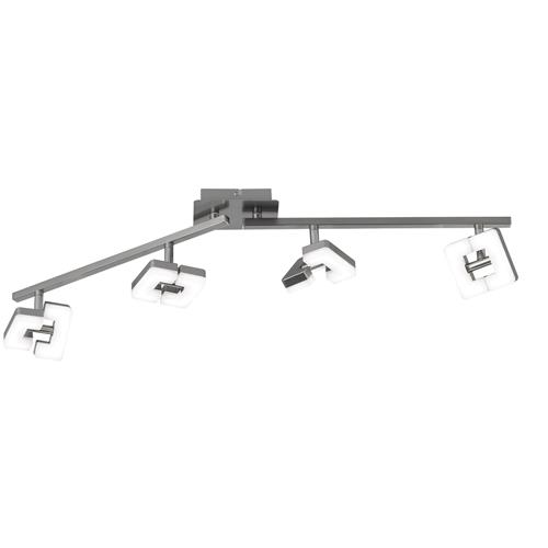 Zara 4 Light Adjustable LED Bar Fitting 9026.04.64.5000