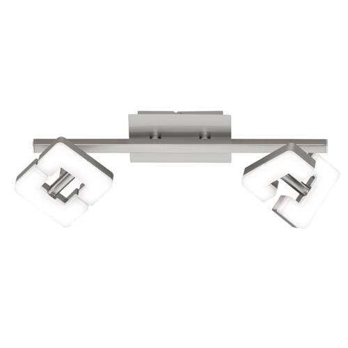 Zara Double LED Bar Ceiling Light 7026.02.64.5000 (L6688)