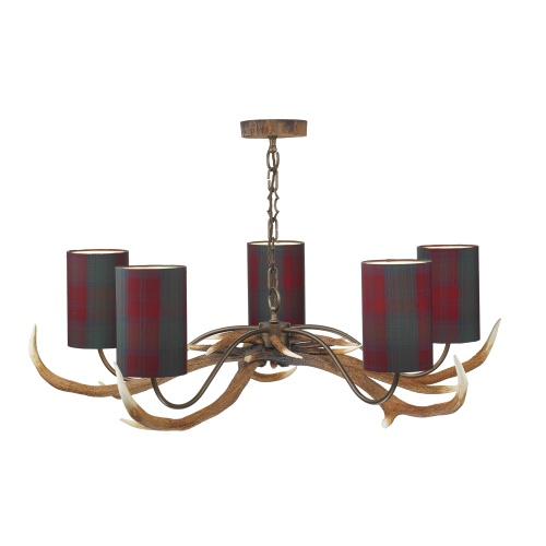 Antler Rustic Ceiling Light Ant0599t