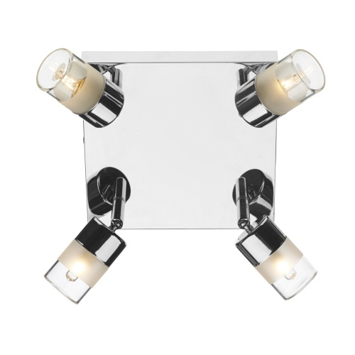 Artemis Chrome Ceiling Light Art8550