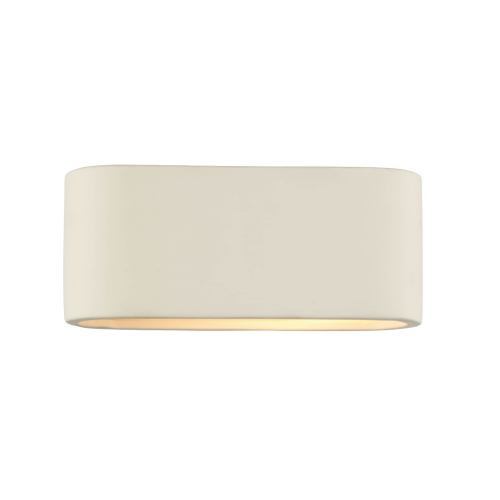 Axton Ceramic Paintable Wall Light AXT072