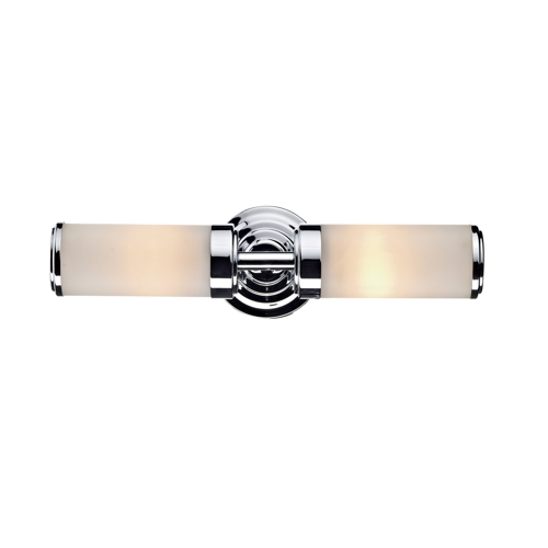 Century Bathroom Wall Light Chrome Cen0950
