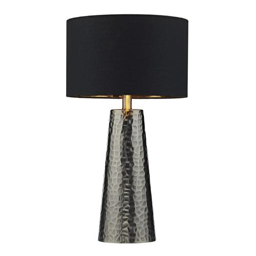 CLY4221/X Clyde Patterned Table Lamp