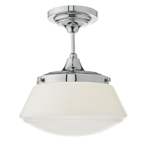 Caden Semi Flush Bathroom Light Cad0150 The Lighting
