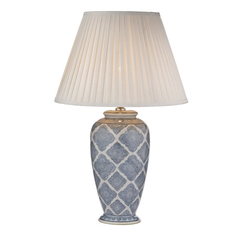 ELY4223+S1098 Ely Complete Table Lamp