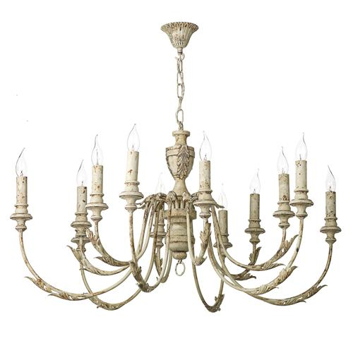 Emile 12 Light Pendant Fitting EMI1255