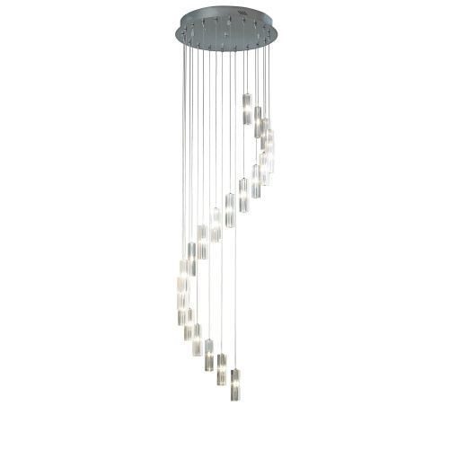 Galileo Chrome Pendant Light Gal6350