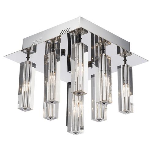 Galileo 9 Light LED Flush Light Gal1350/Led