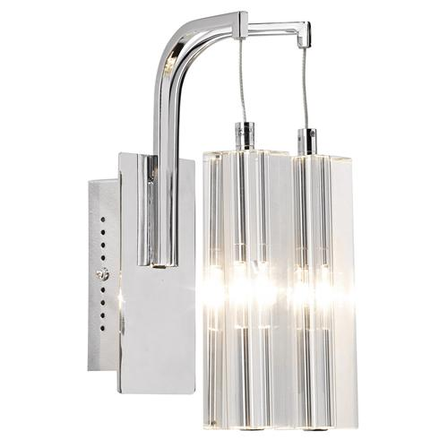 Galileo Doulble Light LED Crystal Wall Light Gal0950/Led