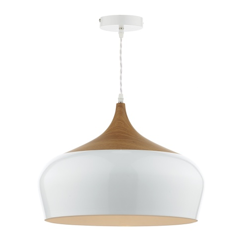 Gaucho Large Single Pendant Light