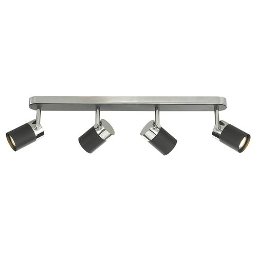 Ibsen 4 Light Led Spot Light Bar Ibs8421 The Lighting