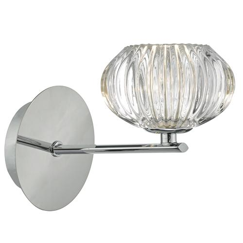 Jensine Switched Single Arm Wall Light Jen0750