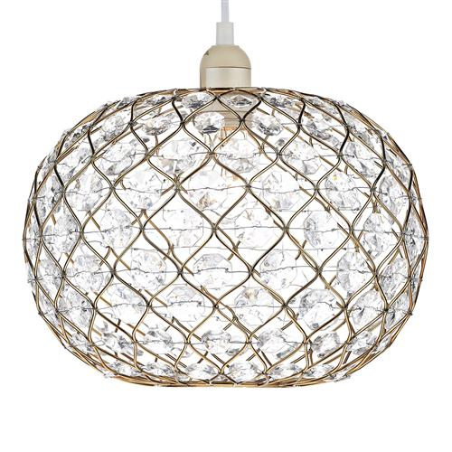 Juanita Small Easy Fit Pendant Shade Jua6535