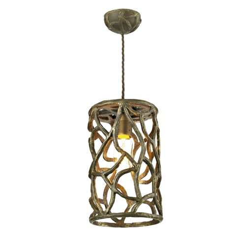 Lyra Ceiling Pendant Gold (Colour) Lyr0131