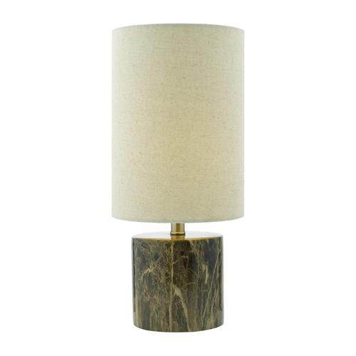Nougat Faux Marble Table Lamp Nou4229 | The Lighting Superstore
