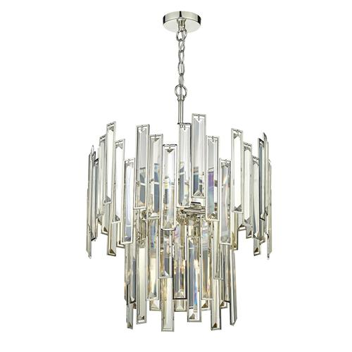 ODI0620 Odile 6 Light Crystal Pendant