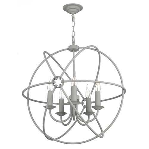 Orb 5 Light Pendant Light Orb0539
