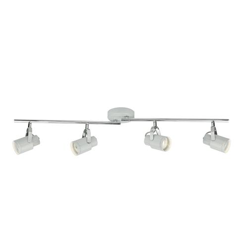 ORK8439 Orkney Cool Nordic Grey 4 Light spotlight bar