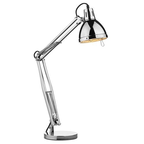 Osaka Polished Chrome Task Lamp Osa4050