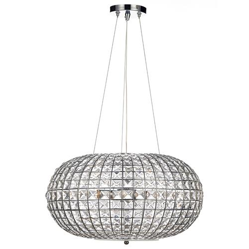 Plaza Crystal Ceiling Pendant Pla0350