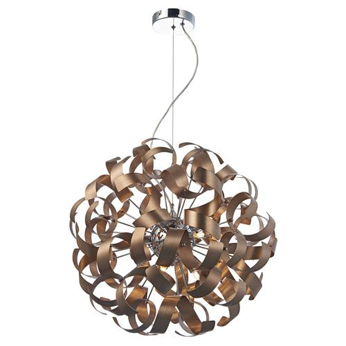 RAW1364 Rawley Nine Light Pendant