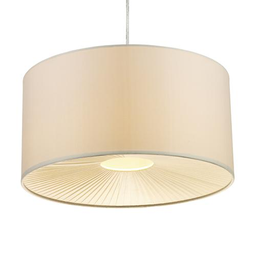 RIT6533 Rita Easy Fit Cylinder Pendant Shade