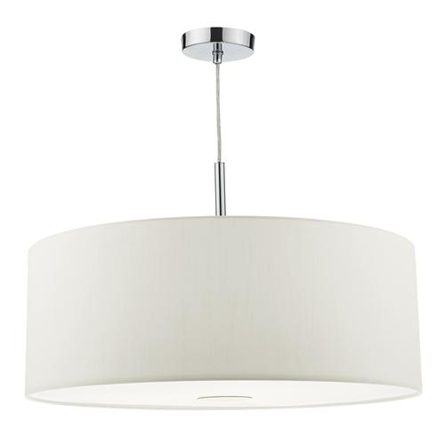 RON172 Ronda Large White Pendant Light