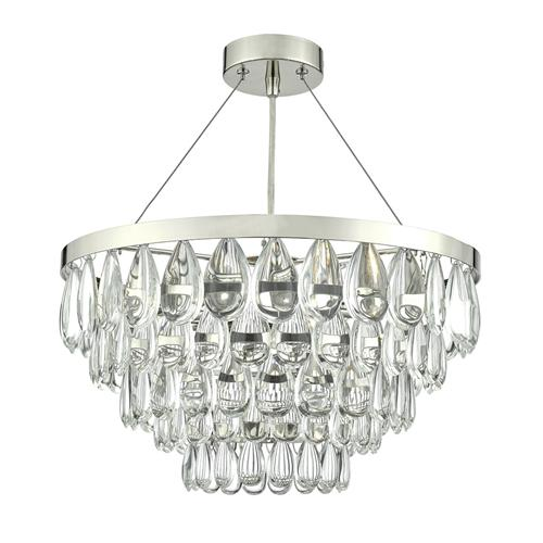 Sceptre 3 Light Polished Chrome Pendant Sce0350