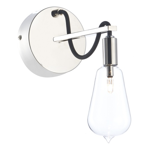 Scroll Single Wall Light Scr0738